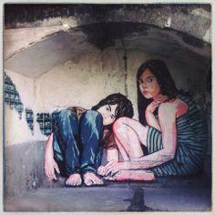 Artists :Jana & JS :Fort d'Aubervilliers