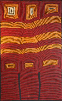 Ronnie Tjampitjinpa: Fire Dreaming Plus Aboriginal Painting, Aboriginal Artists, Dot Painting, Australian Painters, Australian Art, Atelier Theme, Aboriginal Culture, Arte Tribal, Desert Art