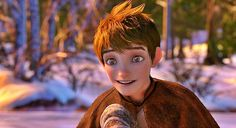 human jack frost   awwwww.....this is my favorite picture of Jack as a human