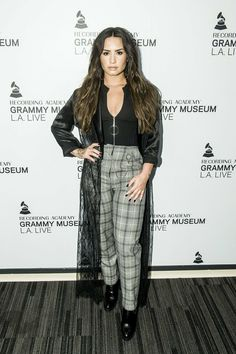 Demi Lovato 2017, Lace Skirt, Sequin Skirt, Grammy Museum, Beautiful Creatures, Celebrity Style, Singer, Celebrities, Skirts