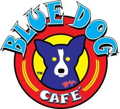 Blue Dog Cafe in Lafayette!