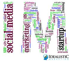 IDEALISTICMARKETING.COM YOUR ONE STOP FOR ALL YOUR SMALL BUSINESS MARKETING NEEDS