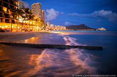 Cameron Brooks Nightscapes Prove Hawaii Is Just As Magical By Moonlight (PHOTOS)