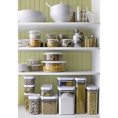View entire slideshow: 15+Ways+to+Organize+Your+Pantry on…
