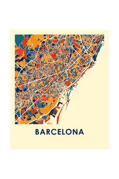 BCN map