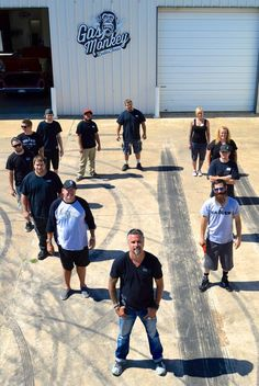 I love gas money, the show is the best show I've watched in years!!! #fast and loud