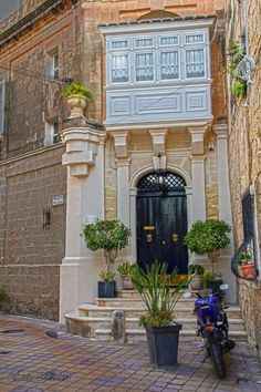 A beautiful town house in Attard, Malta Photo credit Eric Alosio.