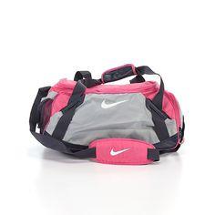 Pre-owned Nike Weekender: Pink Women's Bags ($19) ❤ liked on Polyvore