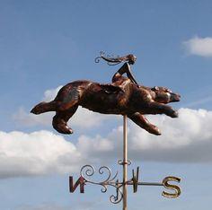 Love this weathervane