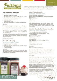 Try these tasty recipes with our delicious ingredients Your Recipe, Recipe Using, Black Forest Cheesecake, My Favorite Food, Favorite Recipes, Recipe Sheets, Chocolate Powder, Chocolate Cheese, Bliss Balls