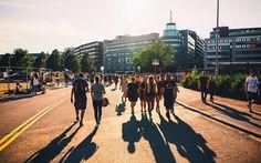Hiton vaikuttava kaupunki - Helsinki sai ensimmäisen markkinointistrategiansa - Markkinointi & Mainonta