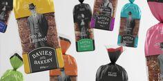 Davies Bakery — The Dieline - Branding & Packaging