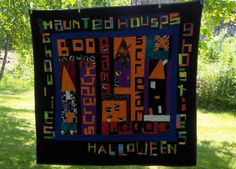 Lazy Gal: House, Home, or Pantry Quilt Together