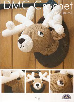 DMC Crochet Patterns