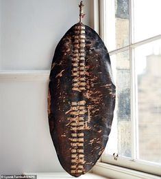 Zulu battle shield used at the Battle of Rorke's Drift 140 years ago goes up for sale for Agricultural Revolution, Zulu Warrior, Safari Room, Art Of Beauty, Black History Facts, Suffragette, Industrial Revolution, British Army, Inventions