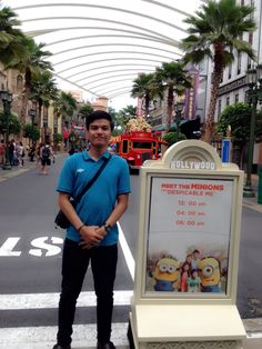 Welcome to Universal Studio