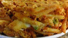 Il timballo pennette preparato Alfonsina Maria Pugliese è un tripudio di sapore, completo per essere un piatto unico o il piatto della domenica dove ci si può permettere qualcosa di più abbondante e ricco di calorie