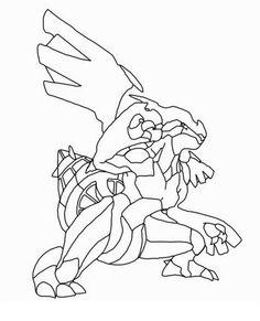 Disegni da colorare per bambini. Colorare e stampa Pokemon 87