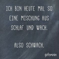 Saying of the day: Funny wisdom for every day - Sprüche/Zitate/Texte - Best Humor Funny True Quotes, Words Quotes, Best Quotes, Sayings, Saying Of The Day, German Quotes, Susa, True Words, Happy Thoughts