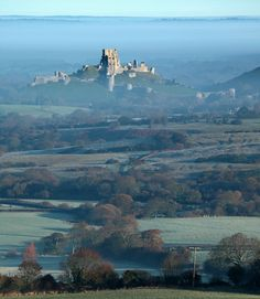 Corfe from Kingston | by Tony Gill