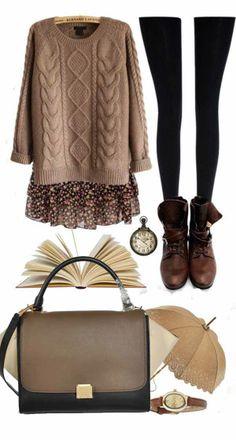 Celine Trapeze Leather Handbag in Brown Cream Black  ... Fashion Celine Bag