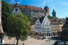 Top 6 Things to Do in Nuremberg: Nuremberg's Old Town