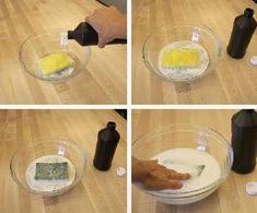 Cómo desinfectar el estropajo o la esponja.