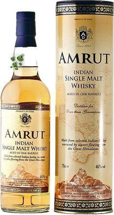 Amrut Original Indischer Whisky