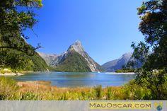 #MilfordSound: Passeio de barco pelo #fiorde mais visitado da Nova Zelândia