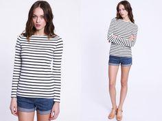 5 of the best: Breton style striped tops — Design Hunter
