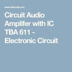 221 best audio schematic images on pinterest in 2018 dc circuit rh pinterest com
