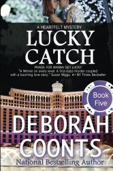 Win an ebook of LUCKY CATCH by Deborah Coonts. Contest ends 9/10/14. Good luck!