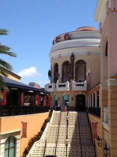 Movico Theater @ City Place - West Palm Beach,FL