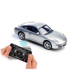 Silverlit Porsche 911 Carrera iOS App-Controlled RC Car