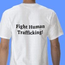 Spread awareness about human trafficking with this shirt from Polaris Project!