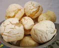 Pão de Queijo Vegetal