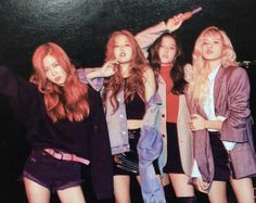 Rosé, Jennie, Jisoo e Lisa Divas, Kim Jennie, South Korean Girls, Korean Girl Groups, Pre Debut, Idole, Black Pink Kpop, Fandom, Blackpink Photos