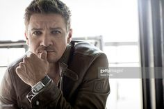 Jeremy Renner photo by Sarah Dunn