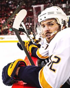 Mike Fisher • Nashville Predators