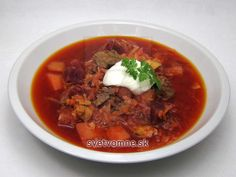 Boršč Beef, Food, Meal, Essen, Hoods, Ox, Meals, Eten, Steak