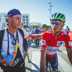 The tough slight uphill finale on stage 5 caused time gaps and Esteban Chaves (Orica-GreenEdge) conceded the red jersey to Tom Dumoulin (Giant-Alpecin) by a single second. It was not all bad for the...
