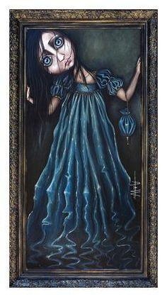 Stretched Canvas Prints, Framed Art Prints, Fine Art Prints, Raggedy Ann, What Is Contemporary Art, Galerie D'art, Goth Art, Art Design, Find Art
