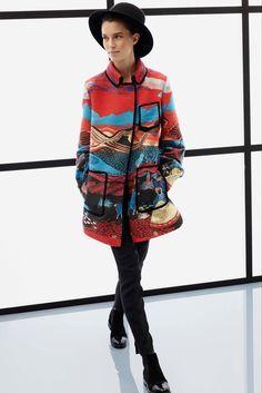 Sfilata Giorgio Armani Milano - Pre-Collezioni Autunno-Inverno 2017-18 - Vogue
