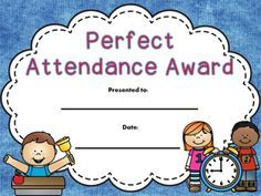 Hope you enjoy this free perfect attendance school certificate. It is also included in the Classroom Awards product I have in my store that comes in an editable version as well. Perfect Attendance Certificate, Attendance Chart, School Certificate, Student Attendance, Certificate Frames, Superhero Classroom Theme, Classroom Themes, Art Classroom, School Classroom