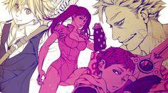 Nanatsu No Taizai Anime Meliodas Diane Ban King Seven Deadly Sins Arasdel 1440x900