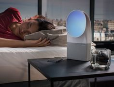 Aura Connected Alarm Clock by Withings Specs:Dimensions : 12.6 x...