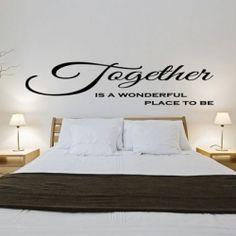 muurtekst, muursticker, memories, dreams, slaapkamer, sticker | love ...