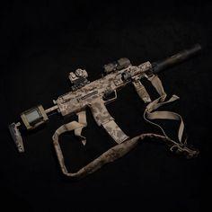 MP7 monster