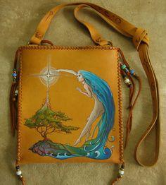 "Fetish & Flat bags~ ""Circle of Life"" by Lyn Lyndall"