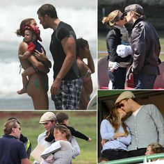 Gisele and Tom's Sweetest Moments on Their Fourth Anniversary